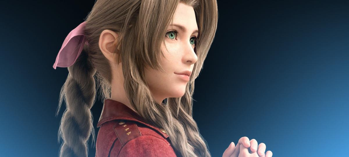 Айріс в Final Fantasy VII Remake