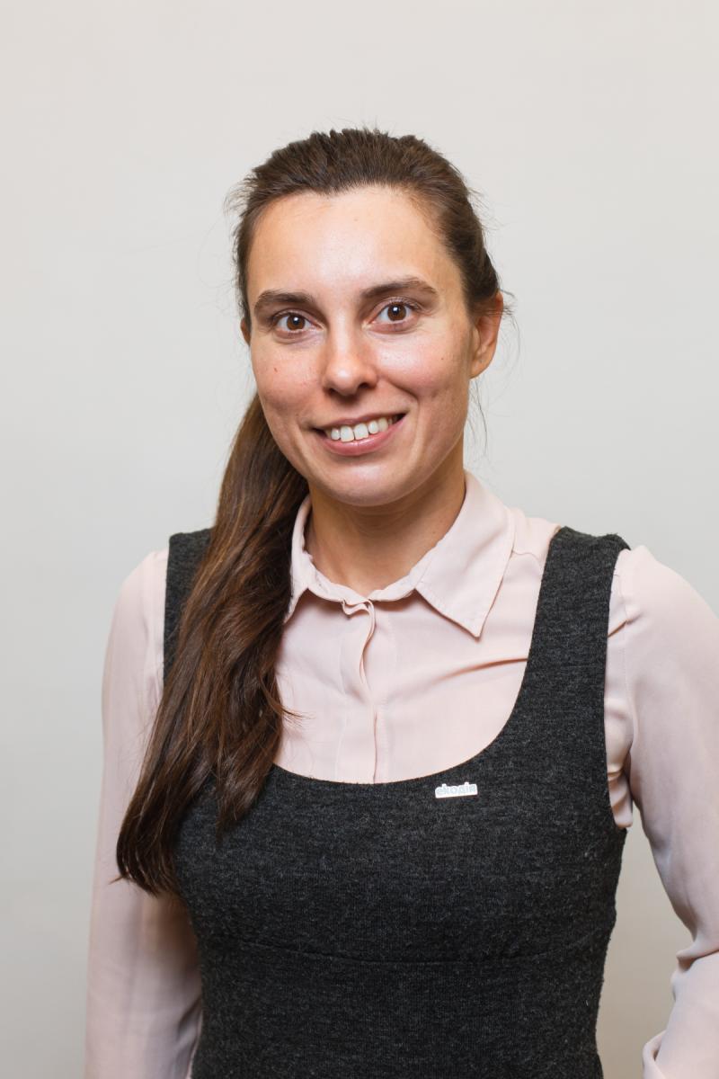 Эколог Марина Ратушная