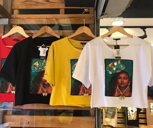 Модні футболки 2020