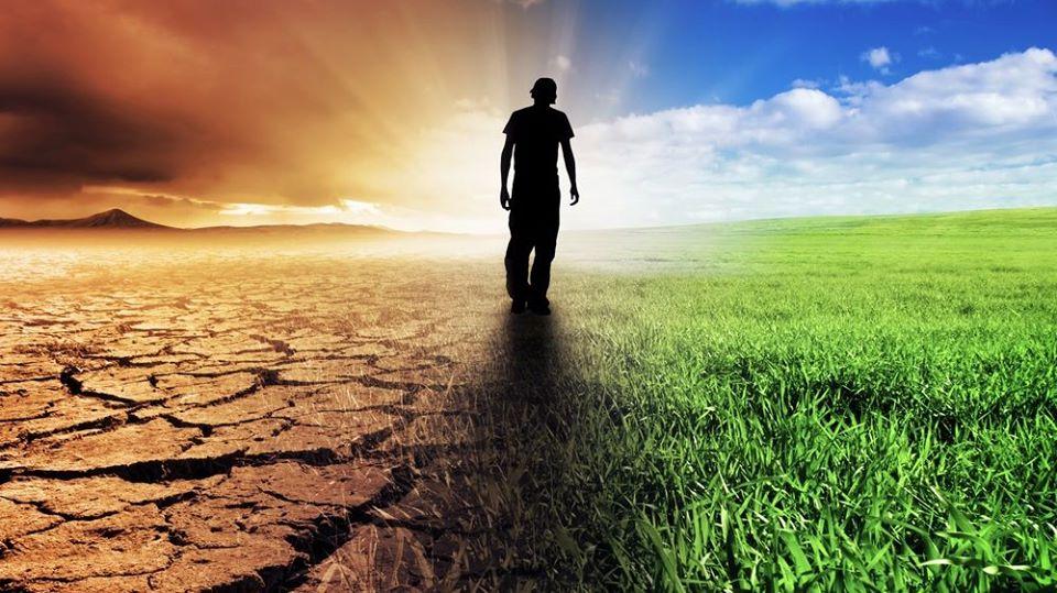 засуха, пустыня, Украина