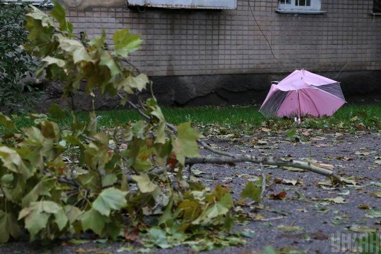 У Києві прогнозовані дощі – Погода Київ