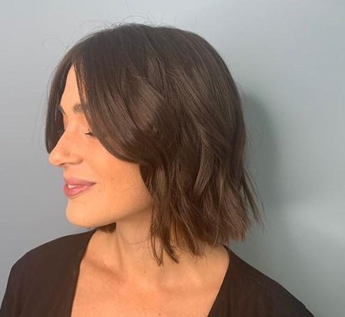 Короткі стрижки для тонкого волосся