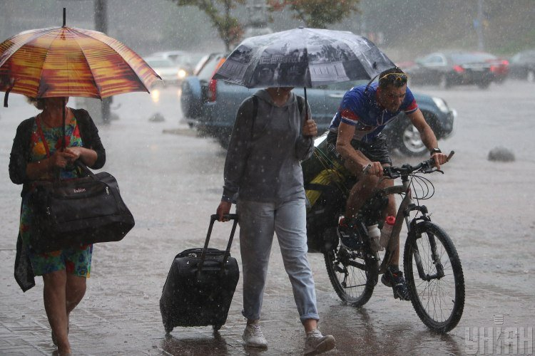 Наталка Діденко спрогнозувала, що в Україні на вихідних буде більше дощів – Погода в Україні