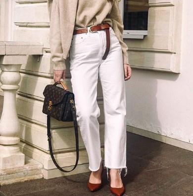 Білі джинси літо 2020