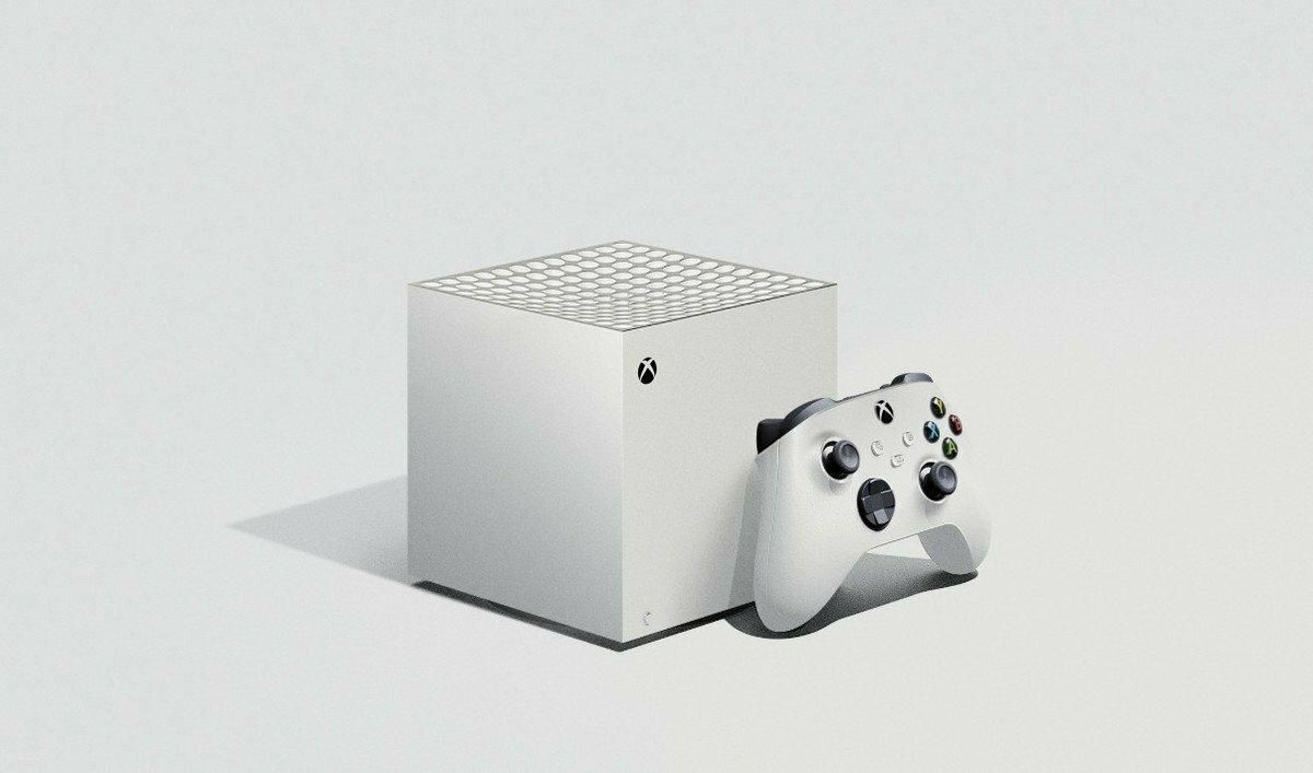 Фанатский дизайн дешевого Xbox