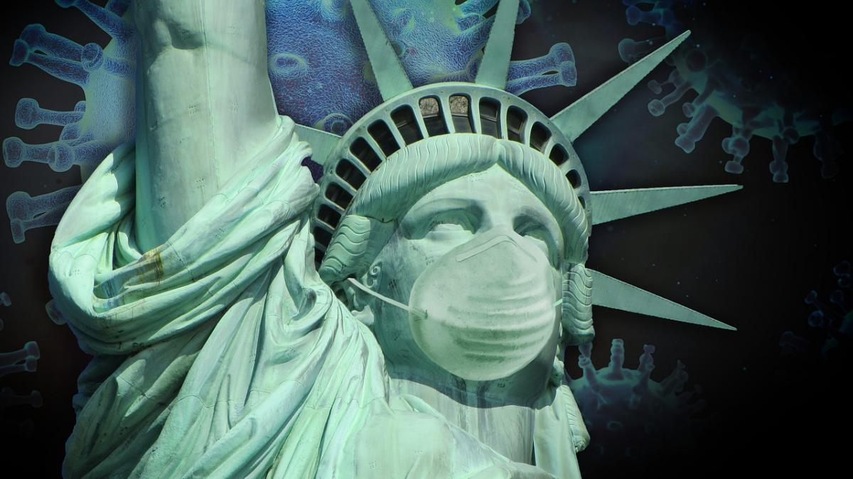 Коронавірус в США