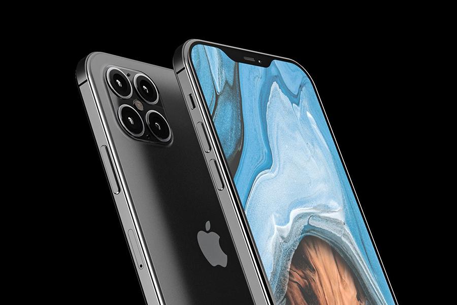 Концепт-арт iPhone 12