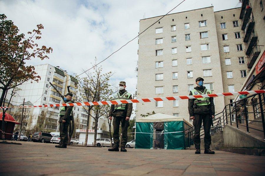 Коронавирус бушует в общежитии под Киевом: заразились дети