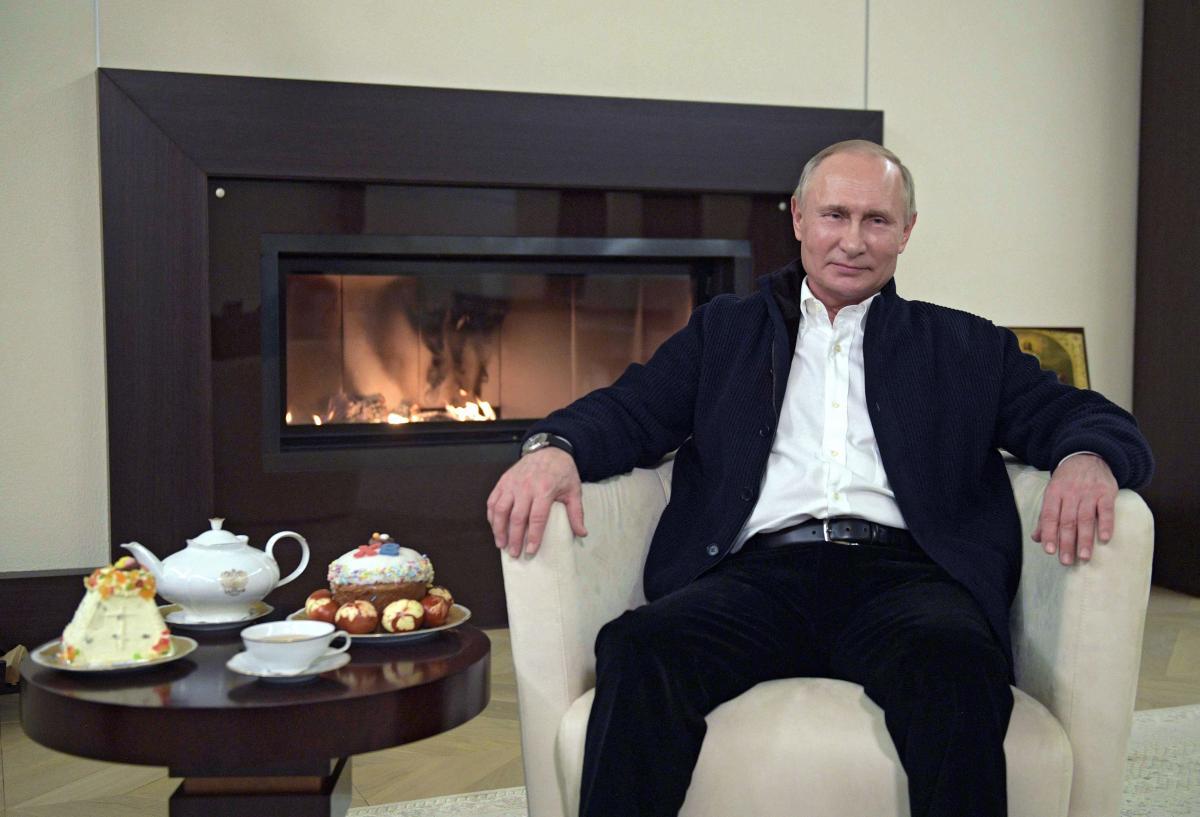 Письменник поділився, що Володимир Путін параноїдально боїться замахів – Путін хворий