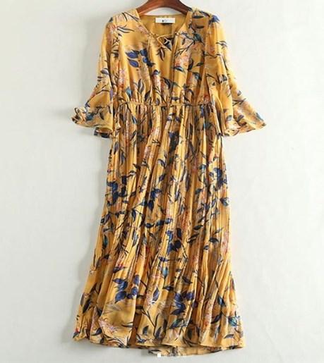 Довгі літні сукні 2020