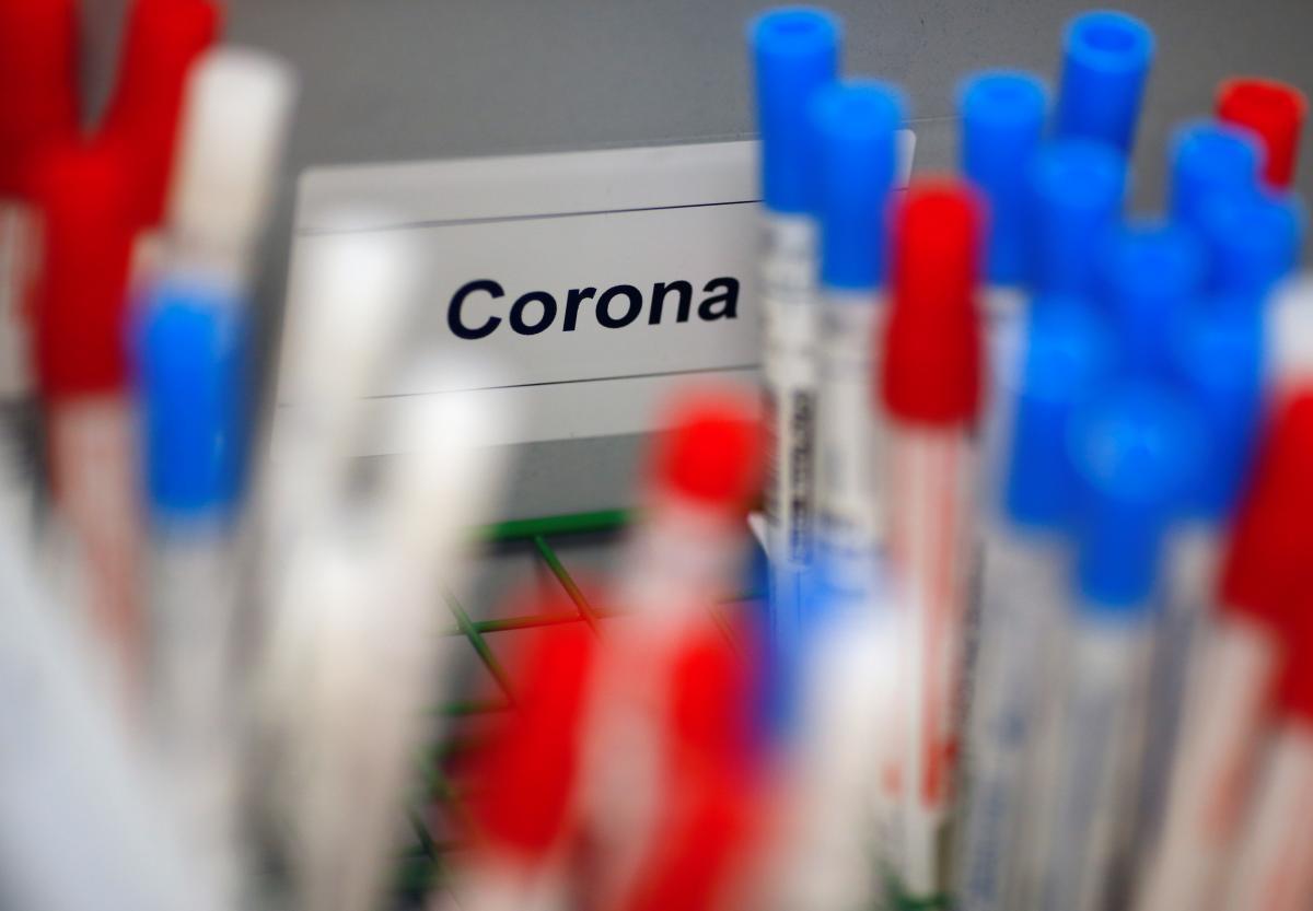 Коронавирус в Украине - топ областей по смертности от COVID-19
