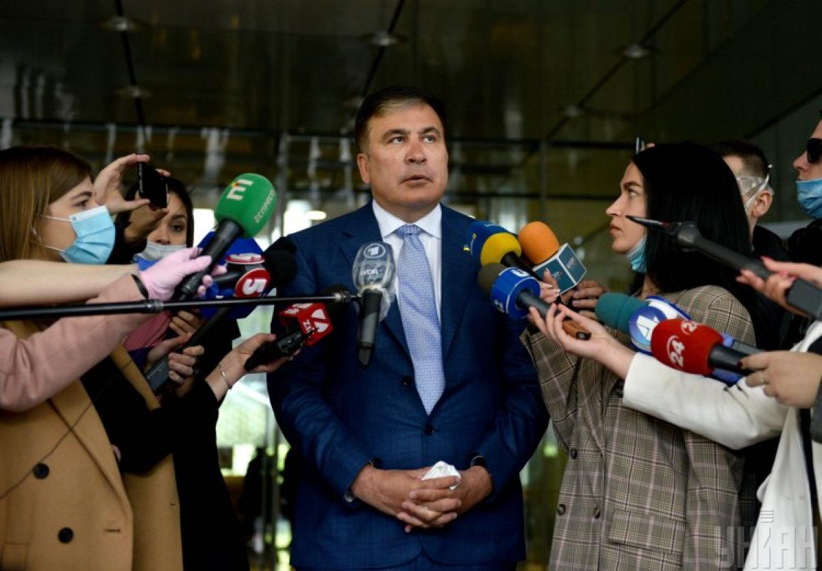 Сергей Лещенко сообщил, что кандидатуру Михаила Саакашвили в Кабмин нельзя отозвать из Рады – Саакашвили новости