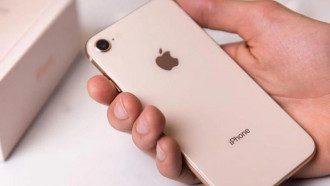 Возможный дизайн iPhone 9