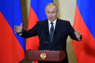 Экстрасенс поделился, что Владимир Путин уйдет с поста президента, а РФ развалится – Когда Путин уйдет