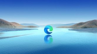 Логотип Microsoft Edge