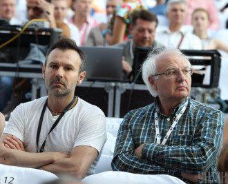Отец Святослава Вакарчука Иван Вакарчук умер – Умер Иван Вакарчук