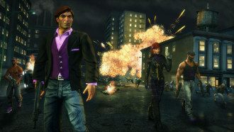 Кадр из Saints Row: The Third
