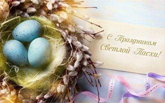 Католицька Пасха 2020 - привітання з Великоднем і красиві листівки