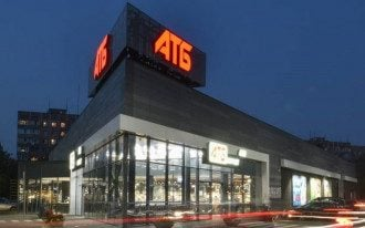 Магазин АТБ