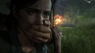 Кадр из The Last of Us: Part II