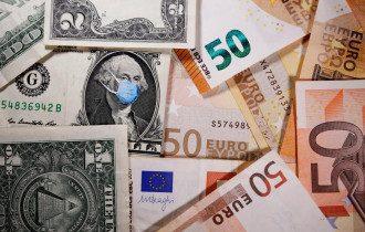 Доллары, евро