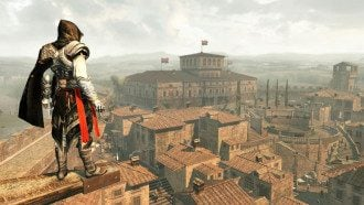 Кадр из Assassin's Creed II