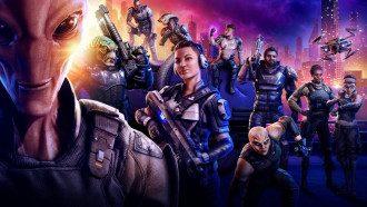 Арт XCOM: Chimera Squad