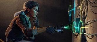 Арт Half-Life: Alyx