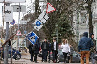 В Україні прогнозується вітряна погода та заморозки – Погода в Україні