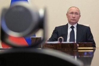 Путина в США обвинили в репрессиях