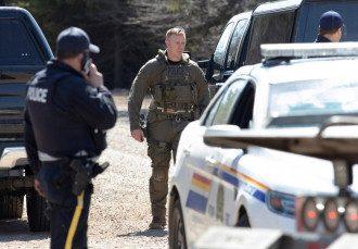 Жертвами стрельбы в Канаде стали 22 человека / Reuters