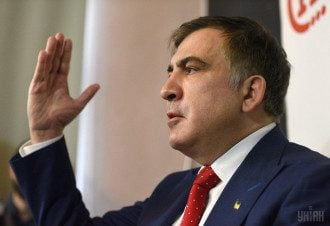 Саакашвили сообщил о фейках относительно своей новой работы – Саакашвили новости сегодня