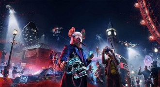 Арт игры Watch Dogs Legion