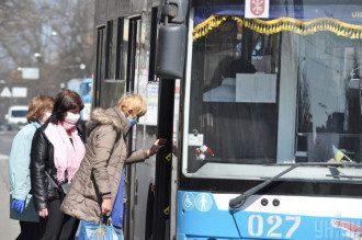 транспорт,коронавирус