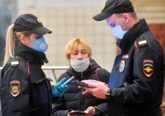 Коронавірус в Росії стрімко поширюється