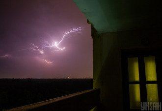 Синоптики попередили, що Київ накриють грози – Погода у Києві