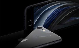 iPhone SE 2020 года