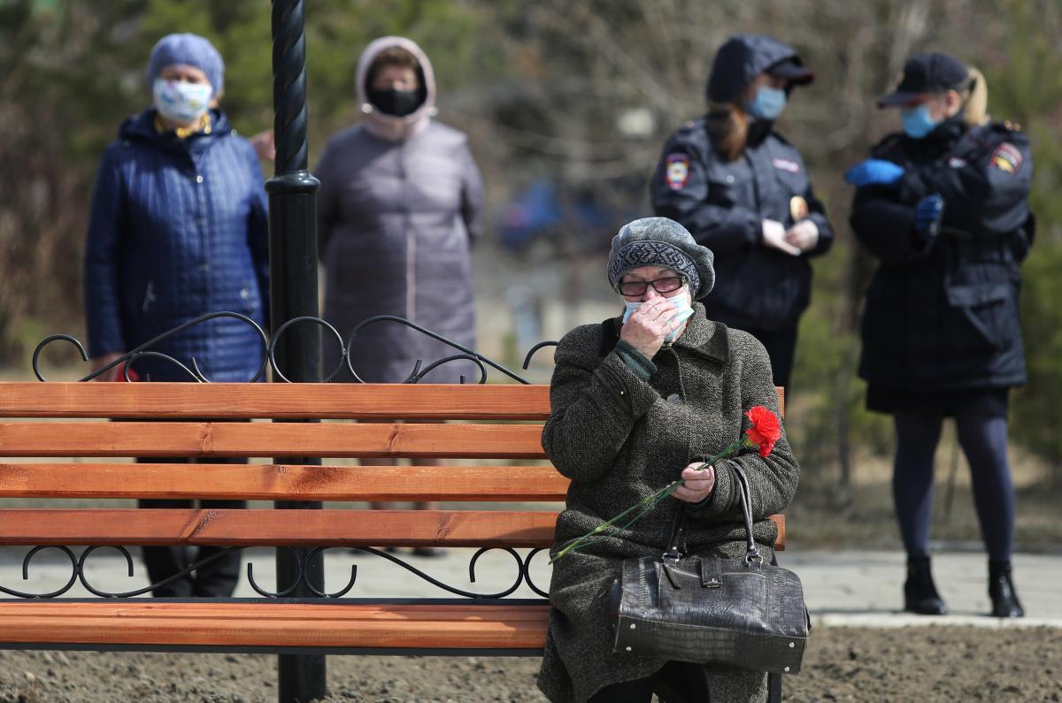 У РФ знайшли тисячі нових хворих на коронавірус – Коронавірус в Росії 1 травня 2020 року