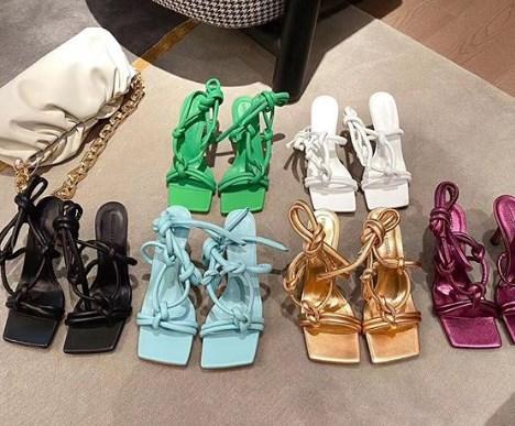 Модні сандалі 2020