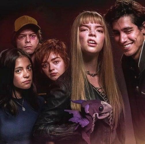 Нові мутанти 2020 - актори і ролі