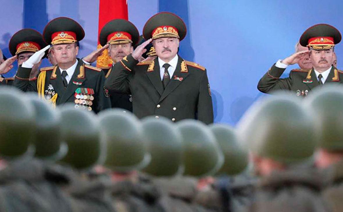 Протесты в Беларуси - Лукашенко срочно мобилизовал войска