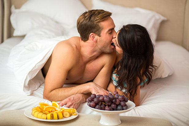 Секс, ранок
