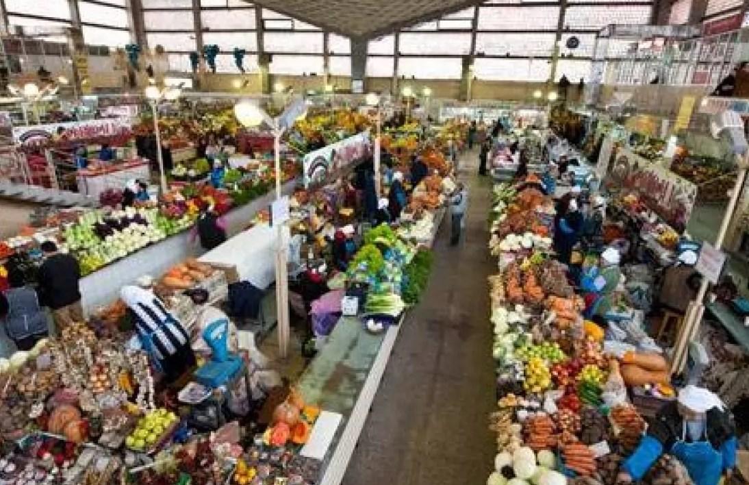 Рынки в Киеве уже работают