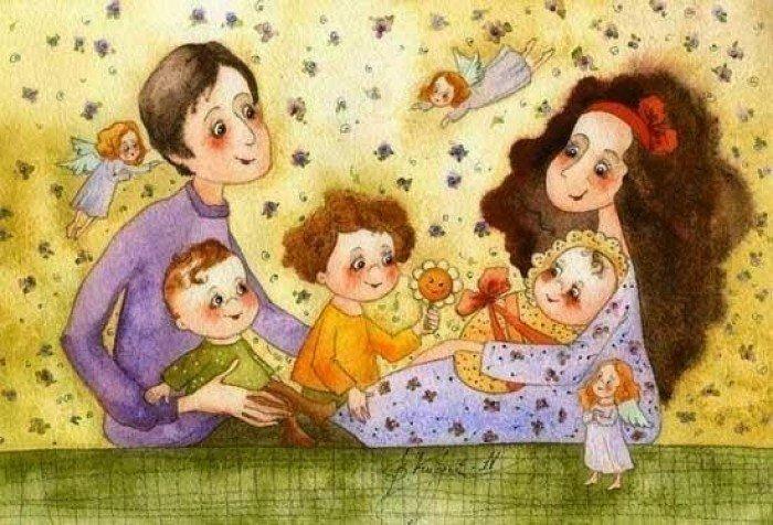 З Днем сім'ї 2020 - картинки та привітання-побажання