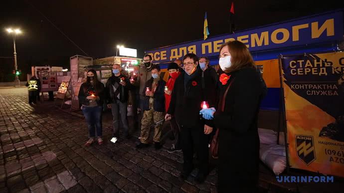 Акция в Харькове / Укринформ
