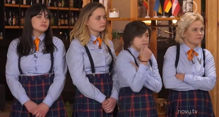 Від пацанки до панянки 4 сезон 13 випуск дивитися онлайн 11-05-2020