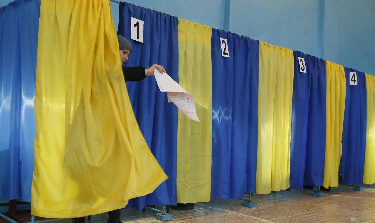 Выборы, соцопрос