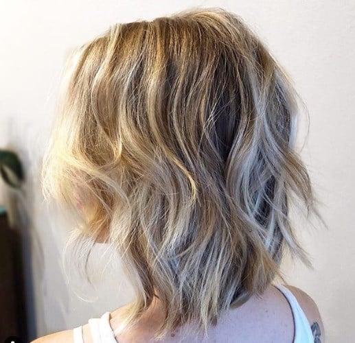 Стрижки на середнє волосся 2020