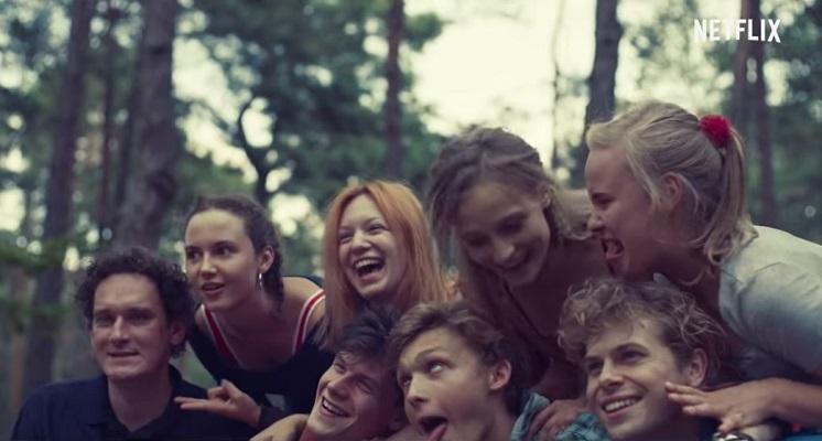 У густому лісі 2020 - дата виходу і актори