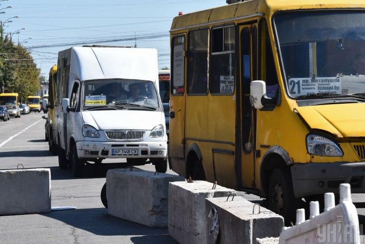 В Кабмине хотят заменить маршрутки автобусами и электробусами – Коронавирус в Украине